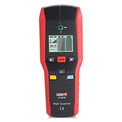 Professional Wall Scanner Digital Handheld Detector Finder Wood Metal AC Cable Electric Wire Detecting Tool by Fdit (Image #9)
