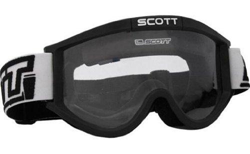 (SCOTT 87 OTG WITH NOFOG FAN - BLACK (BLACK))