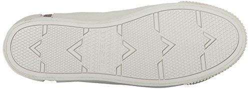 Diesel Uomo Dirty Bianco S-Voyage Hi-Top Sneaker Dirty Bianco