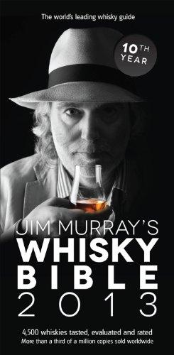 Jim Murrays Whisky Bible 2013