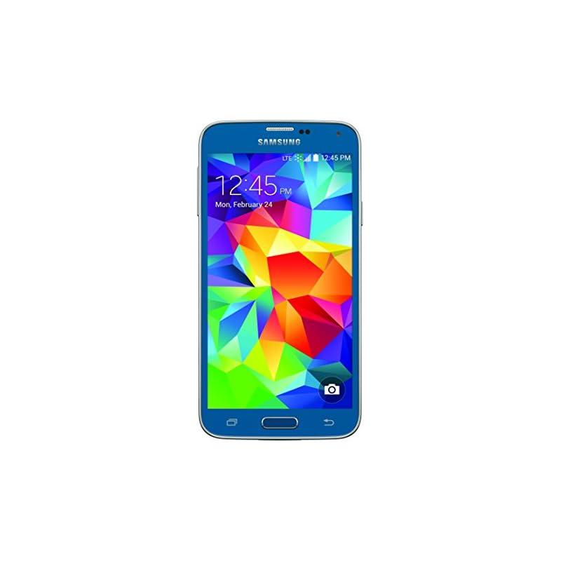 Samsung Galaxy S5, Electric Blue 16GB (V