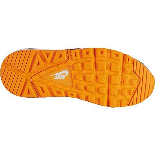 Nike Air Max Command FB (GS) Wolf Grey/Total Orange-White-Black (705391-002) Grau (Grau-Orange)