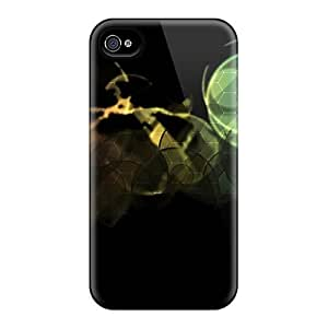 For Iphone 6 Protector Cases Hexagons And Bokeh Phone Covers