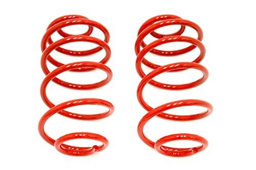 Drop Springs (BMR Suspension SP015R A-Body Lowering Springs Rear 2in Drop (67-72), 1 Pack)