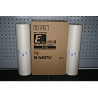 Genuine Riso Brand S-5467 Duplicator HD Masters, Box of 2.