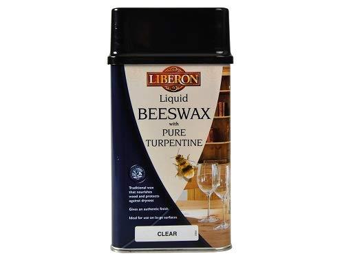 Liberon Liquid Beeswax Polish (500ml, Clear)