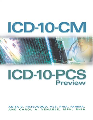 Icd-10-cm And Icd-10-pcs Preview