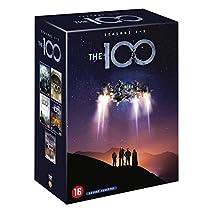 Les 100 - Saisons 1 à 5 [Francia] [DVD]