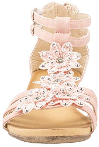 Femme Bonbon Elara Cheville Bride Rose BnwqxCzHf7