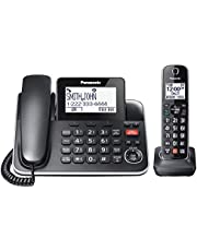 Panasonic KXTGF350M Dect_6.0 2-Handset Landline Telephone Parent
