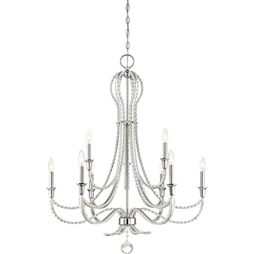 Collection 2 Tier Chandelier - 6