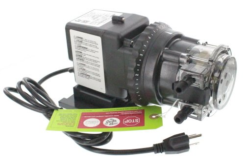Stenner Pump 85mhp17. Stenner Peristaltic Pump Adjustable Head - Rated at 0.8 to 17.0 gpd adjustable head. Rated at 100 psi. Ideal Chlorine Pump. Ideal Chlorine Injection Pump. Chlorinator Pump by Stenner Pump Company (Image #5)