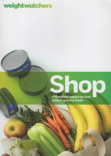 Weight Watchers Shop  Pointsplus Values For Over 20 000 Grocery Foods