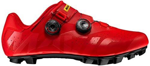 Mavic Crossmax Pro - Zapatillas Hombre - Rojo 2018