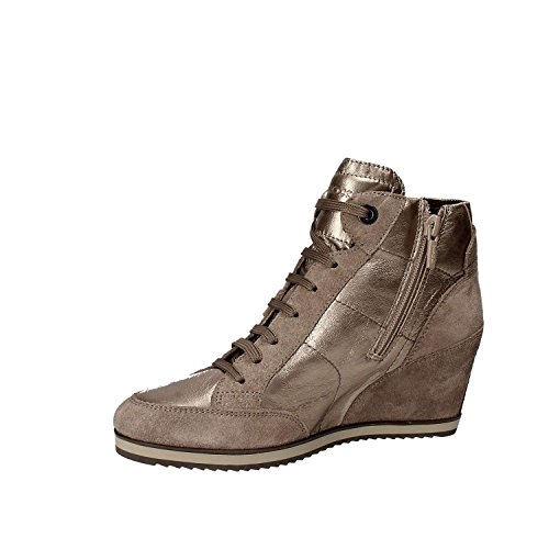Zapatos 0KY22 Beige Mujeres Geox D4454A qx0AffTE