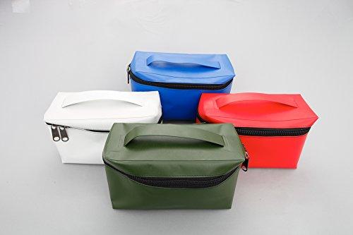 PVC Tasche für Schlauchboote, abnehmbar aus Valmex Bootshaut (rot) PV-43