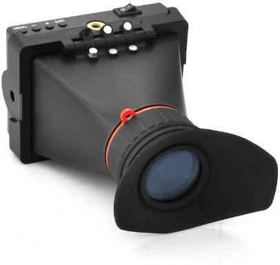 8,89 cm visor electrónico - para cámaras réflex digitales/HDV ...