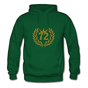 72_corona_premio Lynsnyd X-large Women Green Custom Sweatshirts
