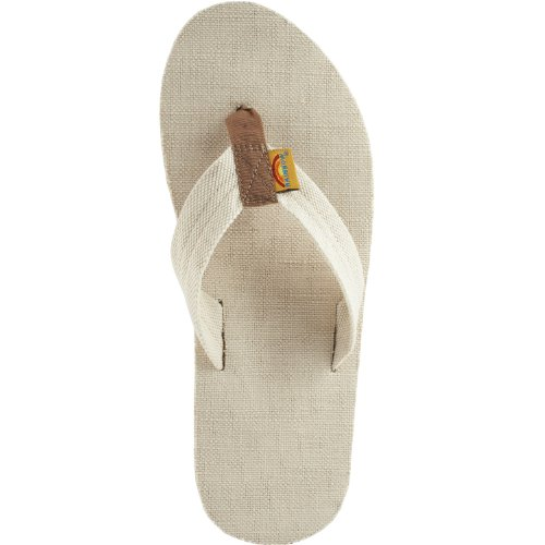 de35c6ad4df8 durable service Rainbow Sandals Men s Hemp Double Stack - appleshack ...