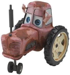 Amazon Com Disney Cars Tip Toot Tractor Toys Games