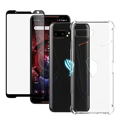 Funda + Vidrio para ASUS ROG Phone 2 REDLUCKSTAR [7WZJLSNV]