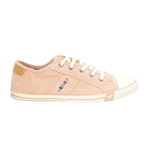 Pfirsich Donna 1099 630 302 Sneaker Mustang 630 Pfirsich aRwgqnqO