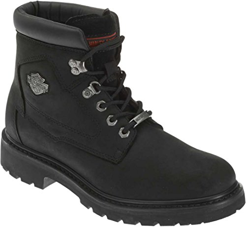 (Harley-Davidson Men's Badlands Boot,Black,11.5 M)