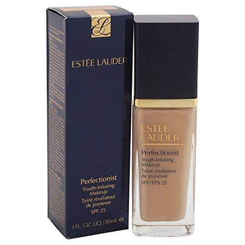Makeup Estee Lauder Foundation Futurist - Estee Lauder Perfectionist SPF 25 No. 2C2 Pale Almond Youth-Infusing Makeup for Women, 1 Ounce