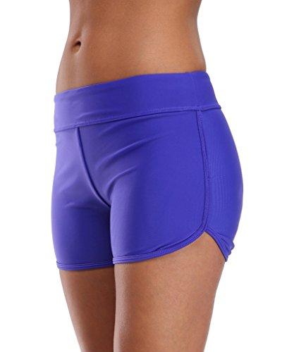Purple Pantaloncini Attraco relaxed Attraco Pantaloncini Donna xXzpvvqw