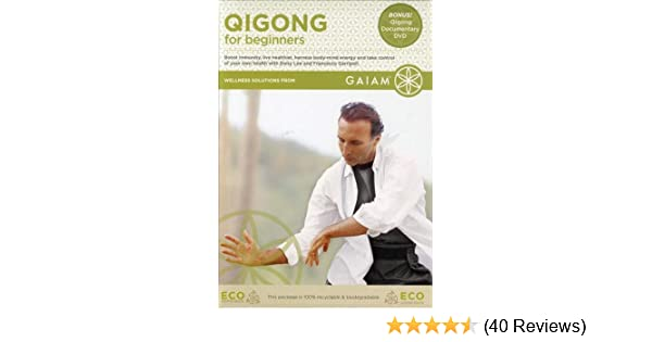 Amazon com: Qigong for Beginners: Garripoli, Michael