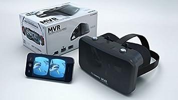 Pack de realidad virtual Lakento v3 con gafas 3D + controles + juegos