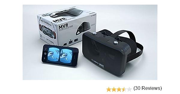 Pack de realidad virtual Lakento v3 con gafas 3D + controles + ...
