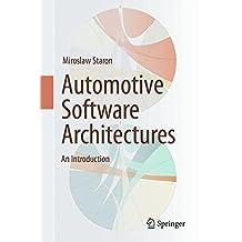 Automotive Software Architectures: An Introduction