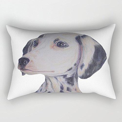 Amazon Com Uloveme The Dogs Throw Christmas Pillow Covers Of 12 X