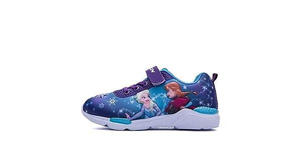 Amazon.com: Queen Elsa Princesa Anna Zapatos de vestir ...