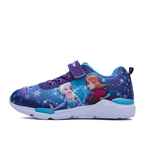 Amazon.com: Queen Elsa Princesa Anna Zapatos de vestir ...