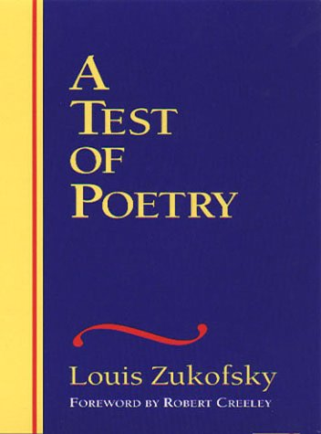 TEST OF POETRY