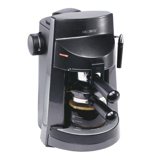 即納!最大半額! Mr. Coffee ECM250 Coffee B001KBY9E6 4カップ Mr. エスプレッソ/カプチーノメーカー B001KBY9E6, もっきり屋:5b4a56f5 --- staging.aidandore.com