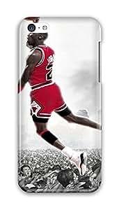 FUNKthing Michael Jordan NBA Neoprene PC Hard new iphone 5c case for girls