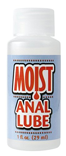 Siam Circus Moist Anal Lube Water Based Lubricant 1oz