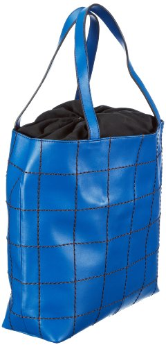 Saccess Bolso bandolera Dinagat azul - Bleu - Blau (blue)