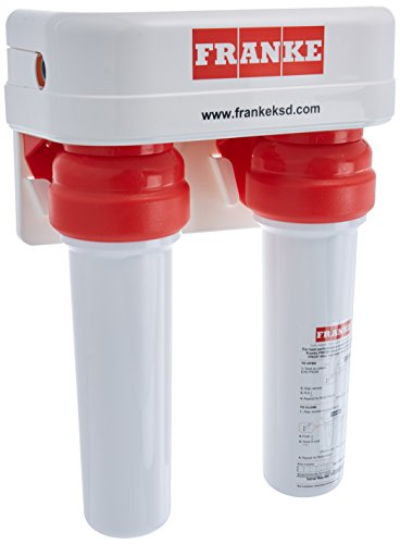 Franke FRCNSTR-DUO-2 Filtration Double Canister Unit