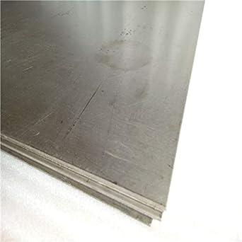 Amazon com: Anncus Grade 5 Titanium Sheet Titanium Plate
