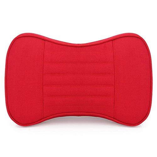 ATR Car seat cushion Ergonomic universal seat cushion for large red seat seats: Amazon.co.uk: Kitchen & Home