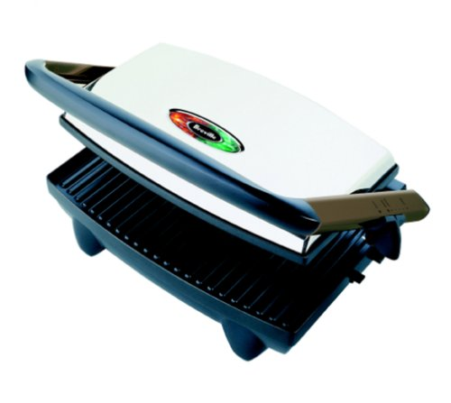 Breville SG630XL Ribbed Pannini Press product image