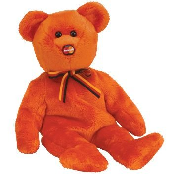 bbaff34f0d4 Image Unavailable. Image not available for. Color  TY Beanie Baby - MC  MASTERCARD III Bear (Credit Card ...