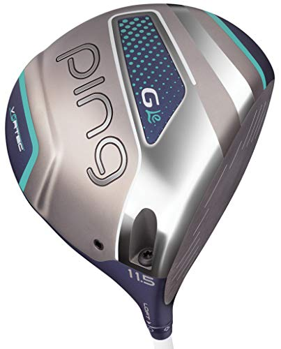 PING Women's G Le Driver (Right Hand 11.5° Ladies Flex) (Driver Ping Women)