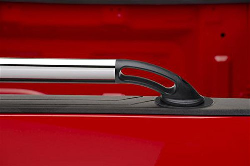 Putco Stainless Steel/Nylon Universal Traditional Side Rails Fullsize Short Box