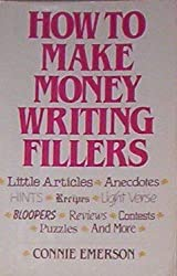 How to Make Money Writing Fillers