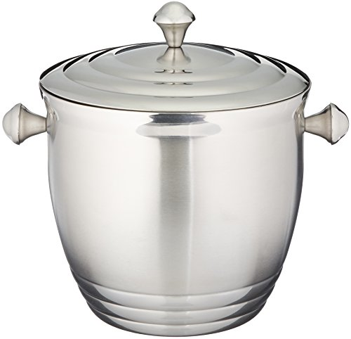 Lenox Tuscany Classics Stainless Steel Ice Bucket by Lenox